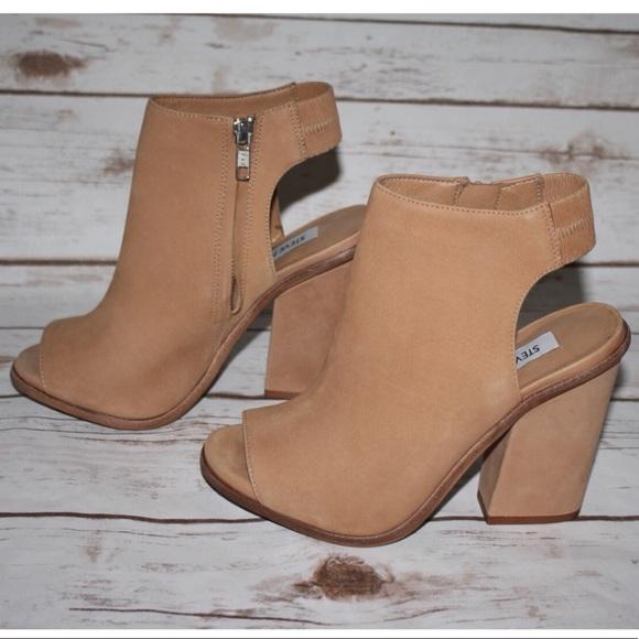 da2fd800b15 Steve Madden Valencia Leather Ankle-Length Sandals